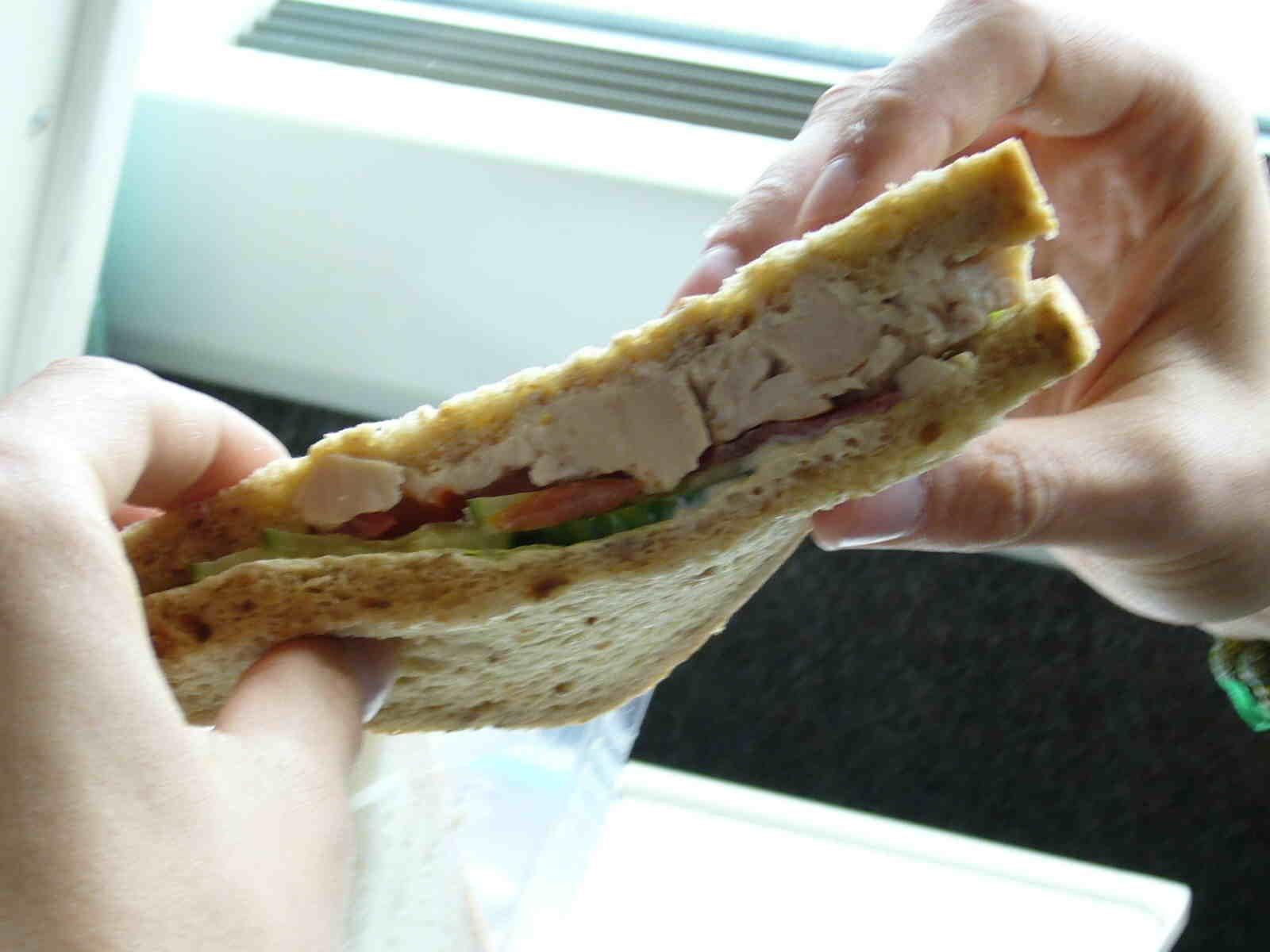 sandwich sncf